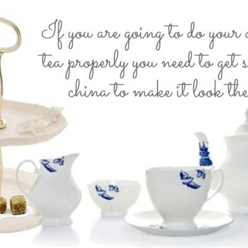 How To Create Afternoon Tea In Your Own…