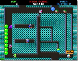 Bubble Bobble remake (3)