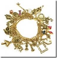 Disney Couture Charm Bracelet