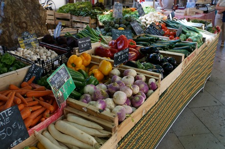 Farmer's Market France