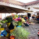 Mercado de Flores  -  Cuenca - Equador