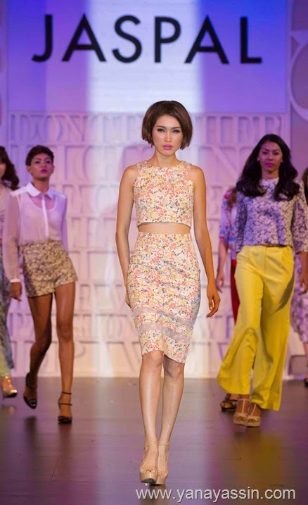 Amber Chia presents JASPAL Spring Summer 2014 Collection