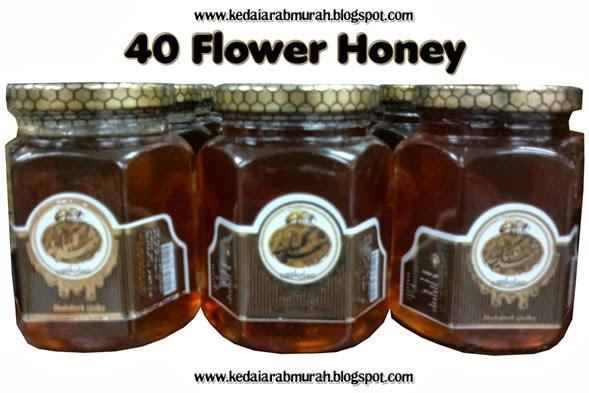40 Plant Honey