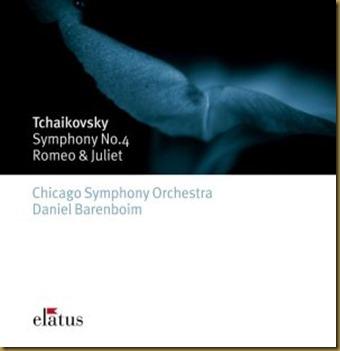 Barenboim Tchaikovsky Romeo Teldec
