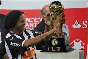 Ronaldinho Gaúcho del el Atlético Mineiro
