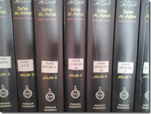 Tafsir Al-Azhar oleh Prof Dr Hamka