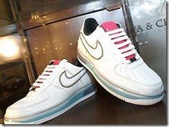 Nike Shoes diamond throne