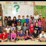 WBFJ Cici's Pizza Pledge - Morgan Elementary - Mrs. Drummond's 3rd Grade Class - Winston-Salem - 10-