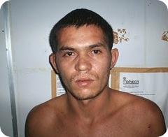 Brizola- Sérgio Roberto de Oliveira Silva-28 anos- residente na Av. Getúlio Vargas- centro