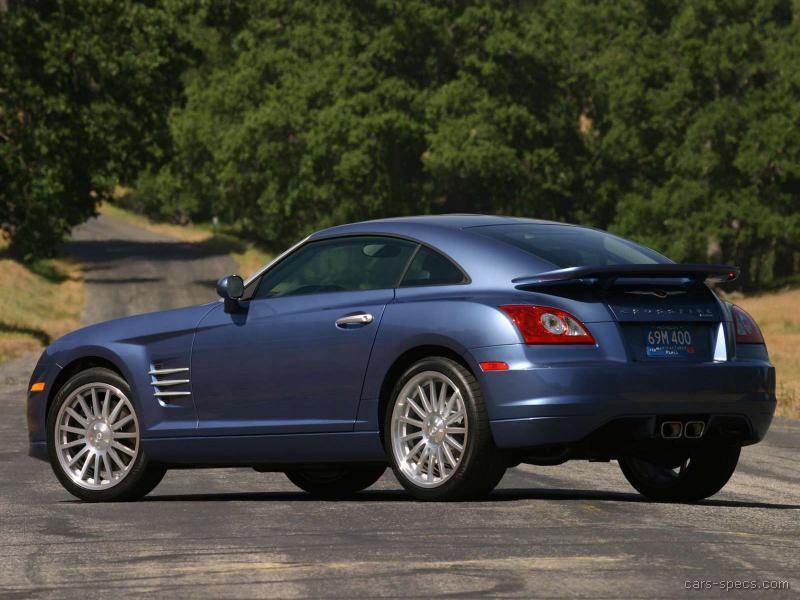 2006 chrysler crossfire srt 6 specifications pictures prices. Black Bedroom Furniture Sets. Home Design Ideas