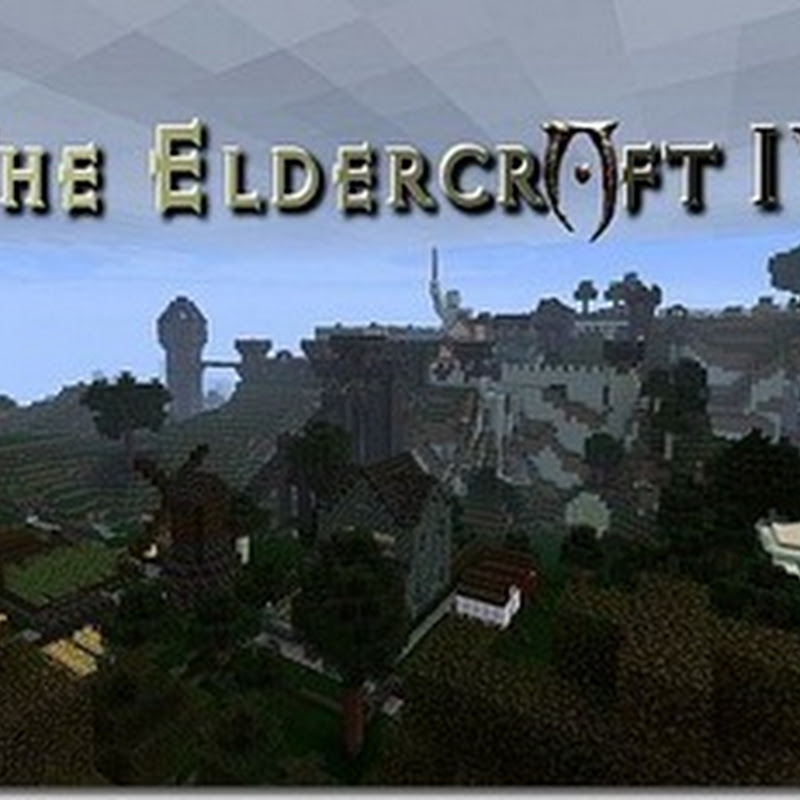 Minecraft 1.2.5 - The Eldercraft IV Texture Pack Mod 1.2.5