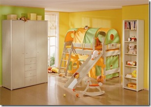 Desain Kamar anak-anak