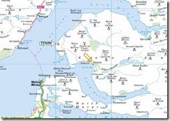 knoydart map