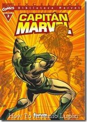 P00002 - Biblioteca Marvel - Capitán Marvel #2