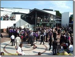 Graduation day - Warwick University