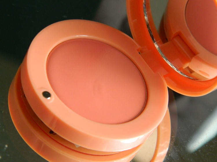 Bourjois Cream Blush Nude Velvet