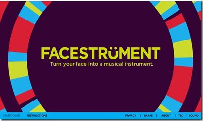 Facestrument