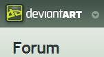 deviantart forum