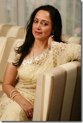 Hema Malini smiling photo