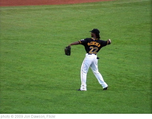 'Andrew McCutchen' photo (c) 2009, Jon Dawson - license: https://creativecommons.org/licenses/by-nd/2.0/