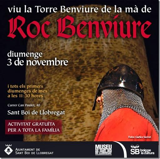 2013-11 Roc Benviure