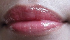 elf luscious liquid lipstick swatch, bitsandtreats