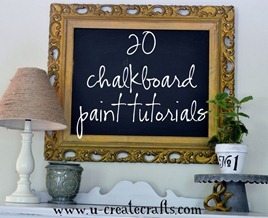20 Chalkboard Paint Tutorials[6]