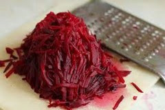 Shaved Beets