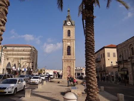 04. Piata cu ceas din Jaffa.JPG