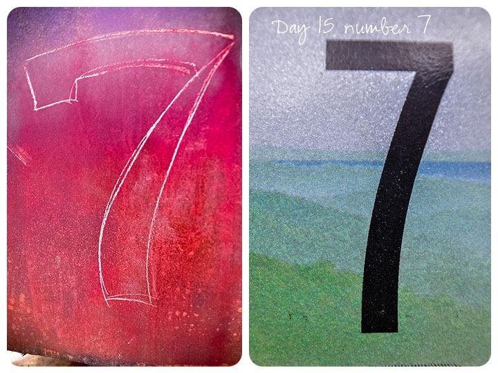 15 number 7