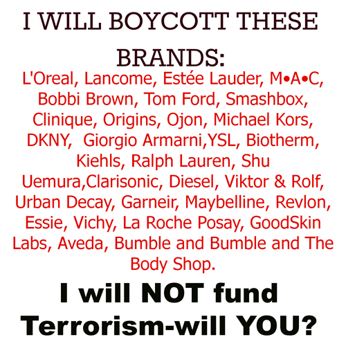boycottzionism