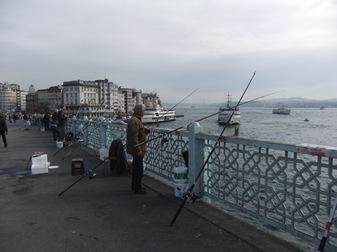 puente Galata, Estambul