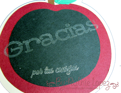 Apple Card - Scrapbooking Sister - Ruthie Lopez DT 4