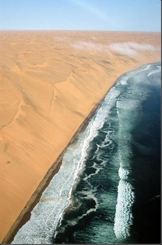 Namib Desert Long Wall