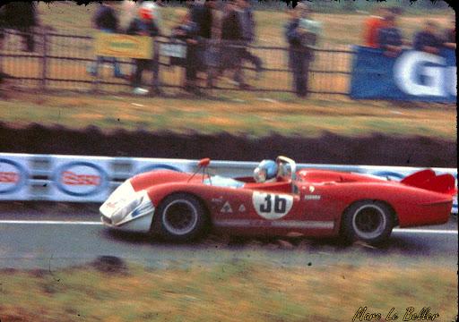 36 Alfa Romeo T33 / 3