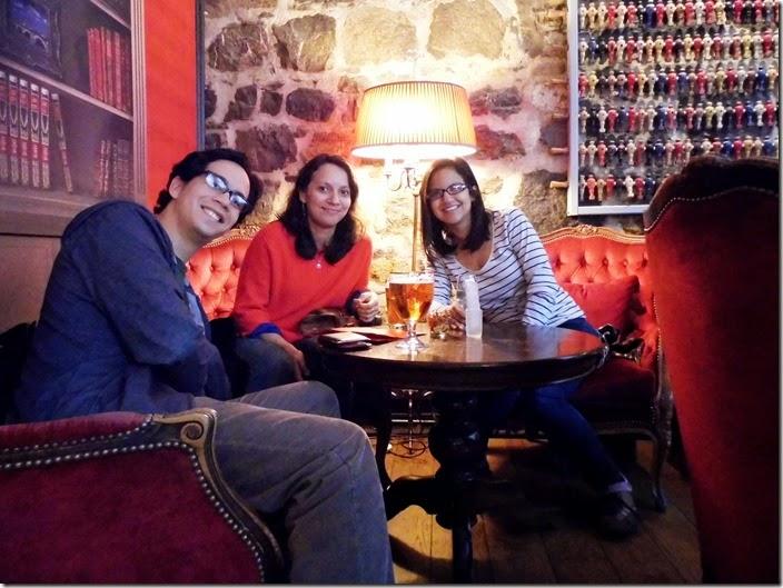 Ginebra con Yanis y Deysi 2014