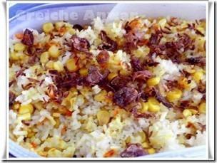 Resep Membuat Nasi Jagung Wortel