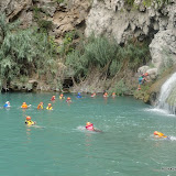 canyoning tour 30y31 Jul 2011