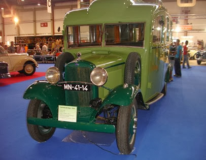 carrinha ford 1932
