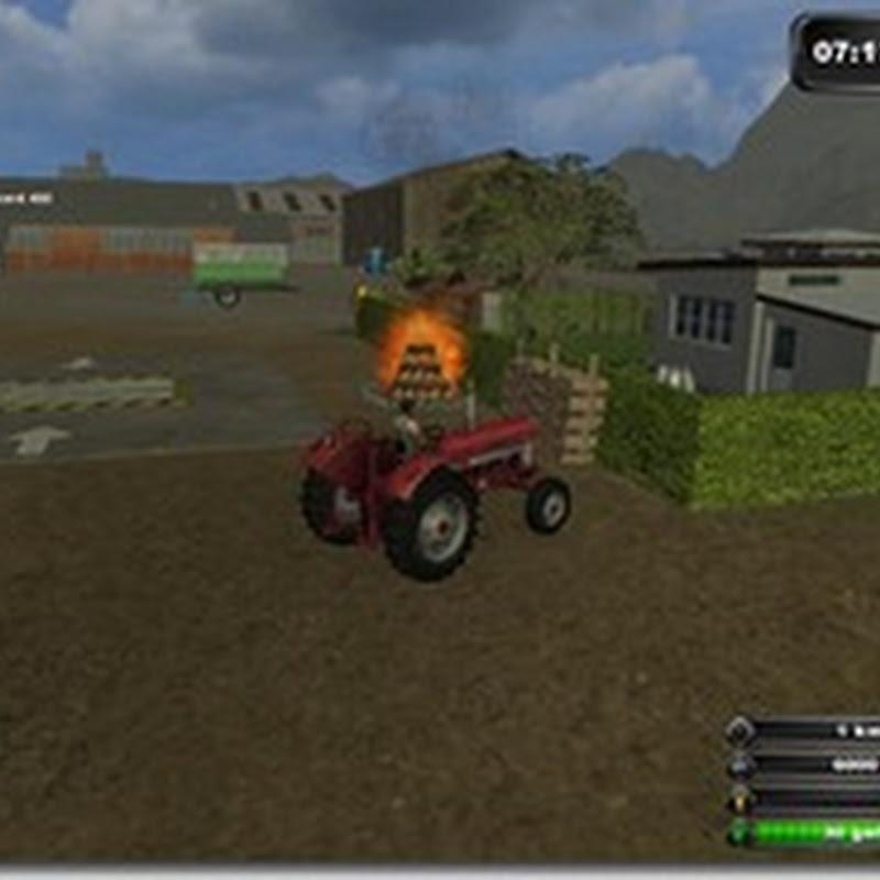 Farming simulator 2011 - Valsesia Village (Italy Map)