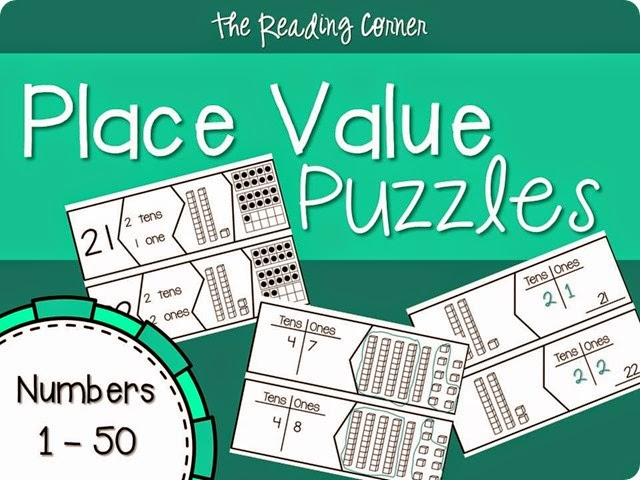 Place Value Puzzlesa