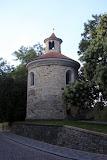 The St. Martin Rotunda in Vysehrad