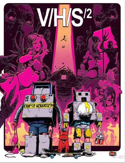 VHS 2 2013 movie poster