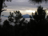 From Gn Sawal - sunrise on Gunung Ciremai (Daniel Quinn, July 2010)