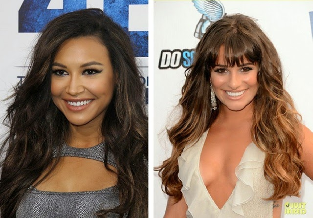 naya-rivera-cat-eye-makeup-look-w724