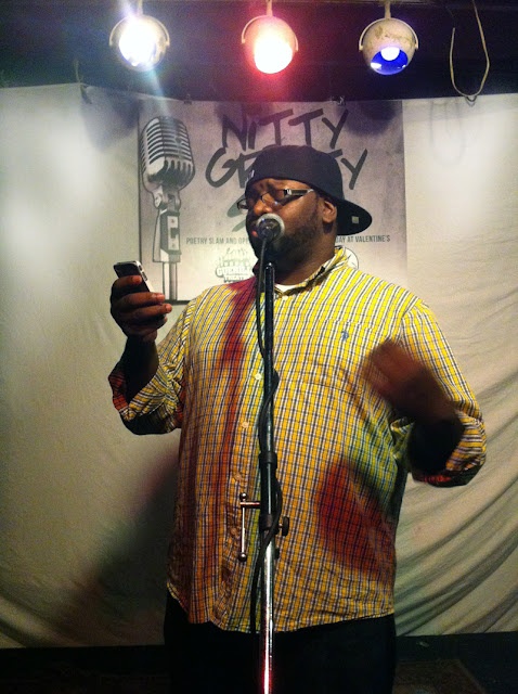 Mojavi at Nitty Gritty Slam #25
