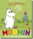 Moomin and Birthday Button