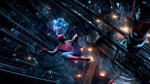 Öt fantasztikus kép A csodálatos pókember 2-ből 04