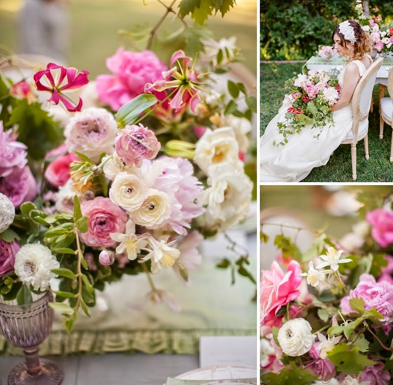 4 Garden Style Floral Design