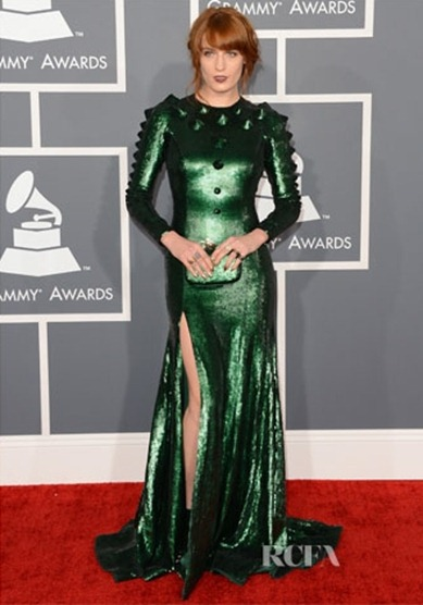 Florence-Welch-In-Givenchy-Couture-Grammys